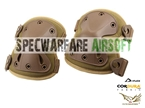 Picture of FLYYE X Style Kneed Pads Set 1000D (Khaki)