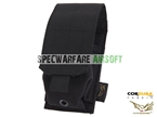 Picture of FLYYE MOLLE Smoke/Flash Grenade Pouch (Black)