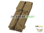 Picture of FLYYE Double P90/UMP Magazine Pouch (Khaki)