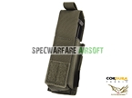 Picture of FLYYE MOLLE 9mm Pistol Magazine Pouch Ver.HP (Ranger Green)