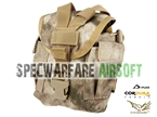 Picture of FLYYE MOLLE Canteen Pouch Ver.FE (A-TACS)