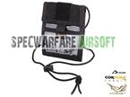 Picture of FLYYE 1000D Nylon Versatile ID Wallet (Black)
