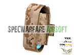 Picture of FLYYE Molle 40mm Grenade Shelll Pouch (AOR1)
