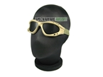 Picture of BD Airsoft Metal Mesh Protection Goggle (TAN)