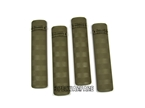 圖片 BD Battle Rail Cover Pack of 4 Pcs (Dark Earth)