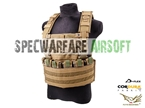 Picture of FLYYE Lightweight WSH Chest Rig (Coyote Brown)
