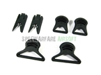 Picture of EMERSON OP Type FAST Helmet 19/36mm Goggles Swivel Clips Black