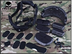 Picture of EMERSON OP Type FAST Base Jump Helmet System (Black)