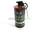 Picture of Dummy M18 Smoke Red Full Metal Model kit No Function For Display
