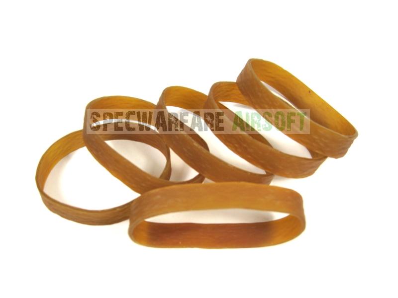 Picture of Devgru Navy SEALs Rubber Ring 6pcs Set aor1 mlcs lbt mbss aor2