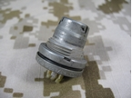 Picture of Issue Real U-283 6pin connector plug for PRC-148 MBITR radio