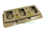 Picture of SS Type Kangaroo Mag pouch Insert (TAN) For 6094A Vest aor1 aor2 Devgru lbt