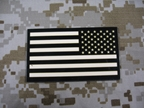 Picture of Dummy TAN/IR US Flag Right Patch mbss mlcs aor1 eagle