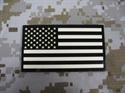 圖片 Dummy TAN/IR US Flag Left Patch mbss mlcs aor1 eagle