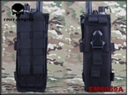Picture of EMERSON Tactical PRC-152 Radio Pouch (Black)