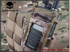 Picture of EMERSON Tactical PRC-152 Radio Pouch (DD)