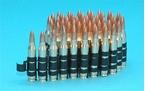 Picture of G&P M249 5.56 Cartridge Belt (50 Cartridges, Aluminum)