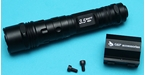Picture of G&P 200 Lumen LED Rechargeable Flashlight w/ Scout Mount