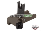 Picture of G&P Steel Flash QD Flip Up Front Sight (Sand)