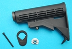 Picture of G&P M4A1 6 Position Sliding Buttstock (BLACK, New Model)