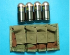 Picture of G&P M203 40mm Grenade Shell (Package C)
