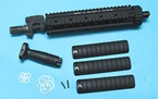 圖片 G&P Free Float RAS Front Set for M4 AEG (Medium)