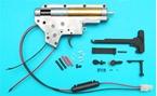 圖片 G&P 8mm Reinforced Bearing Gearbox Set for M4 Series (Rear Wiring, Tamiya)
