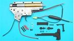 圖片 G&P 8mm Reinforced Bearing Gearbox Set for M4 Series (Front Wiring)