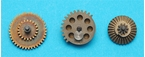 圖片 G&P Steel Flat Gear Set for M4/M16 Gearbox