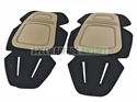 圖片 Emerson Knee Pads Set (Khaki) For Combat pants