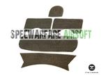 Picture of FMA Helmet Velcro Sticker (Ballistic Type/ FG)