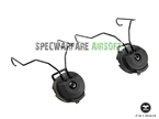 Picture of FMA Z3AD Peltor for MSA Headset (Black)