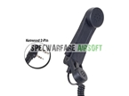 Picture of Z Tactical H-250 Military Phone (Kenwood 2-Pin)