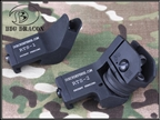 Picture of BD Type RTS Front and Rear Sight (BK)