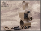 Picture of TROY Folding Front Sight with Gas Block Mounting Rail (Tan)