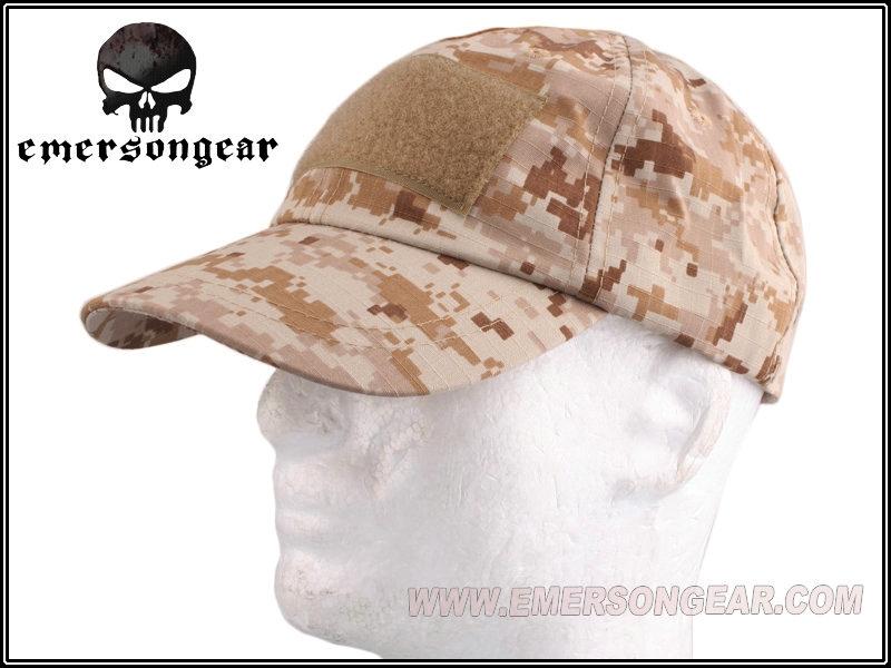 Picture of Emerson Tactical Velcro Baseball Cap (AOR1)