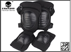 Picture of EMERSON Military knees and elbows protector set (BK)