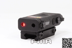 Picture of FMA PRO-LAS-PEQ10 red laser & LED (Black)