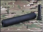 Picture of BD AAC SPR/M4 Silencer Deluxe - BK (CCW)