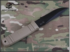 Picture of EMERSON SOG Style M37-K Seal Pup Knife (DE)