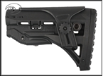 Picture of BD DEFENSE M4AR-15 GL Shock Stock (BK)