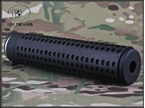 Picture of BD KAC Style QD Silencer with QD Flash Hider BK (CCW)