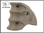 Picture of NEW FAB Defense MAKO MWG Magazine Well Grip TAN
