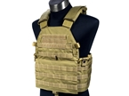 Picture of FLYYE New LT6094 Plate Carrier Vest (Khaki)