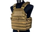Picture of FLYYE New LT6094 Plate Carrier Vest (Coyote Brown)