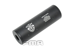 Picture of FMA 35x105mm Special Force Airsoft Silencer (14mm CW/CCW)