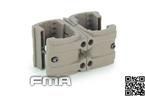 Picture of FMA MP7 Double Magazine Clip (Dark Earth)