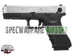 圖片 G&P Lonewolf G18C Custom GBB Pistol
