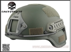 圖片 EMERSON ACH MICH 2000Helmet-Special action version - OD
