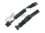 Picture of EMERSON Elastic Pistol Shortgun Sling - Black